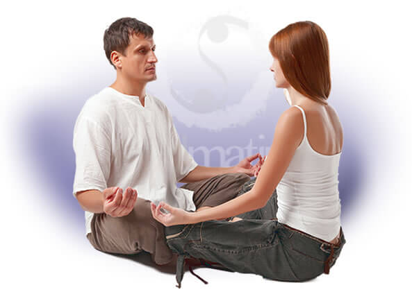 Yoga speed dating